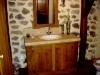 La Truite - lavabo